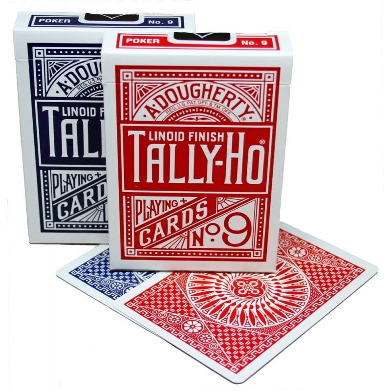 Tally Ho 2 Pack Circle Back