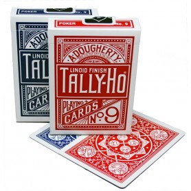 Tally Ho  2 Pack Fan Back