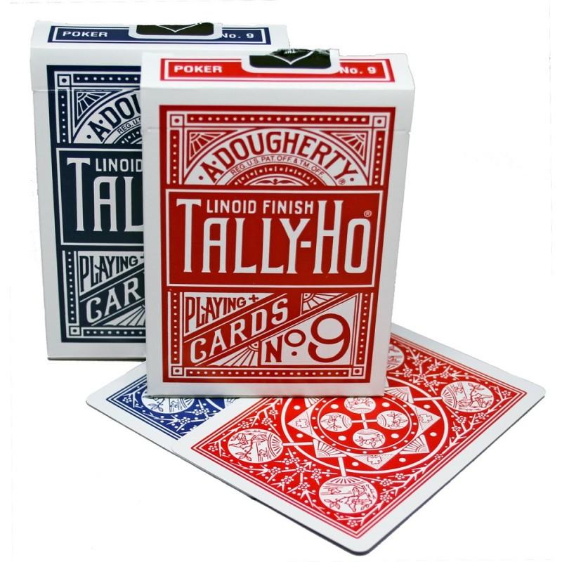 Tally Ho 2 Pack Fan Back
