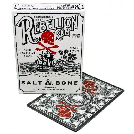 Cartamundi  Salt and Bone playing cards