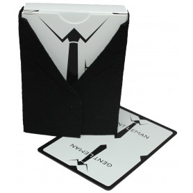 USPCC Gentleman playing cards