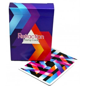 USPCC Refraction playing cards