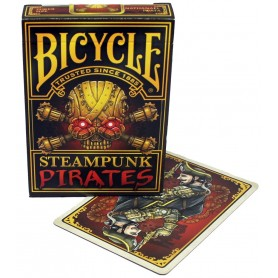 Bicycle  Steampunk Pirates