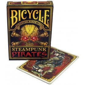 Bicycle Steampunk Pirates