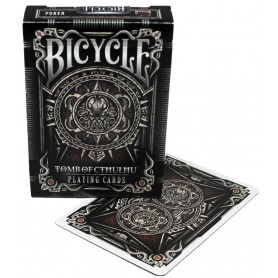 Bicycle Tomb of Cthulhu playing cards