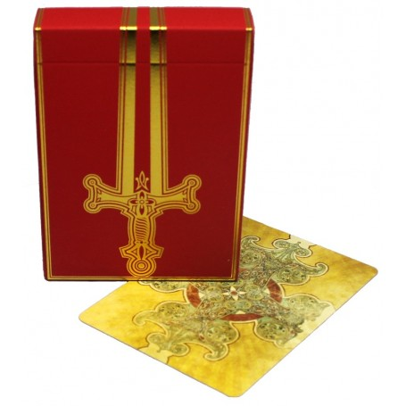 EPCC  Arthurian playing cards