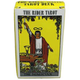 The Rider-Waite Tarot Deck
