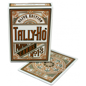 Tally Ho  Olive Edition