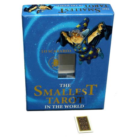 Smallest Tarot Deck in the World