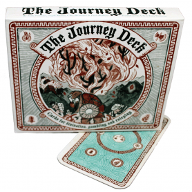 The Journey Deck - Tarot Cards for the Empire Universe