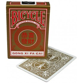 Bicycle Gong Xi Fa Cai playing cards