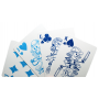 USPCC Snowman Factory playing cards