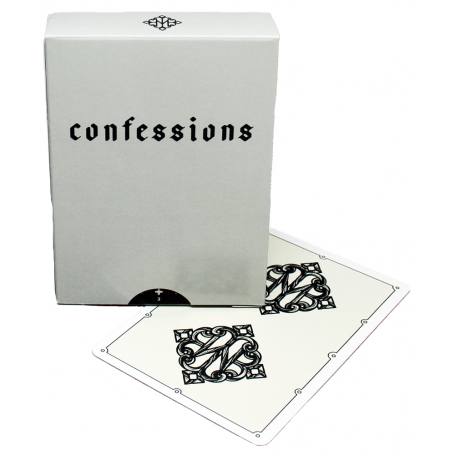 USPCC Confessions playing cards
