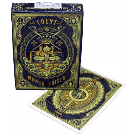 EPCC The Count of Monte Cristo playing cards