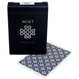 USPCC Mint (Blue Edition)