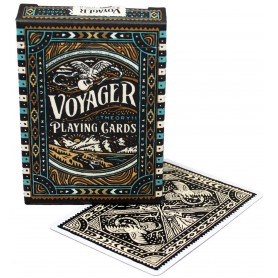 USPCC Voyager playing cards