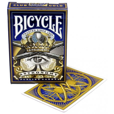 Bicycle Astronomy