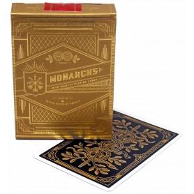 USPCC Gold Monarchs