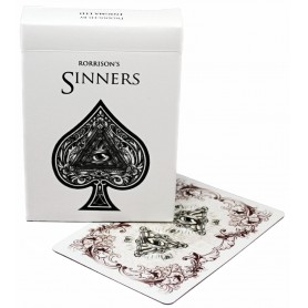 USPCC Sinners playing cards