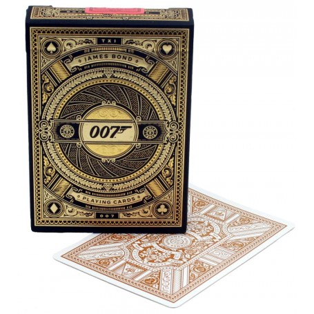 USPCC James Bond playing cards