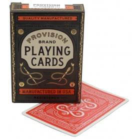 USPCC Provision playing cards