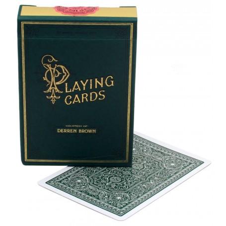 USPCC Derren Brown playing cards