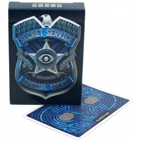 USPCC Secret Service playing cards