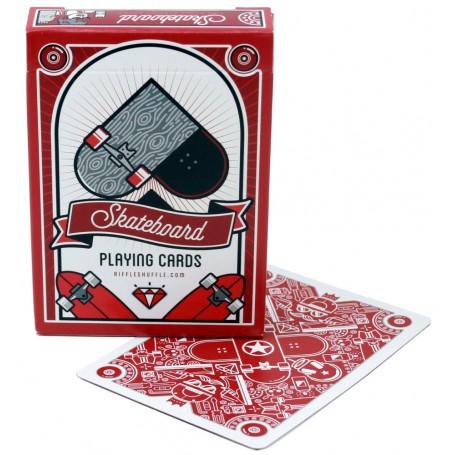 USPCC Skateboard playing cards