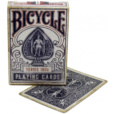 Bicycle 1900 playing cards