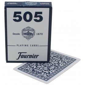 Fournier 505 (Blau)