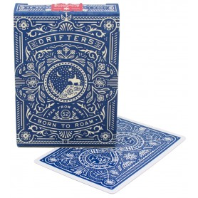 USPCC Drifters playing cards