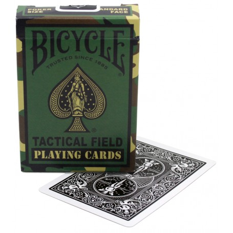 Bicycle Tactical Field V2 (Jungle)