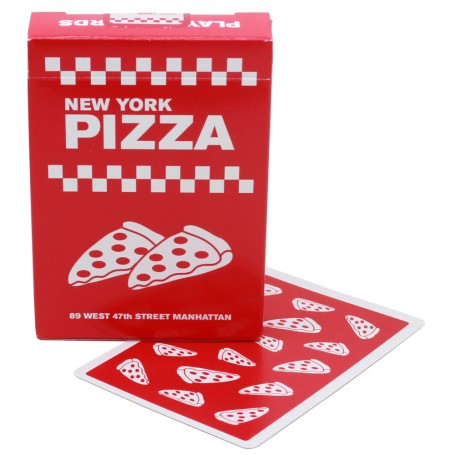 USPCC New York Pizza playing cards