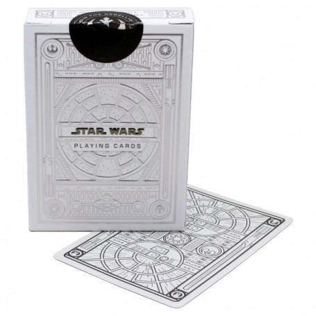 Star Wars: Light Side White