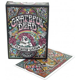 Grateful Dead playing cards