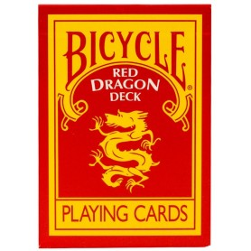 Bicycle  Red Dragon