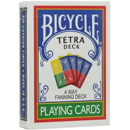 Bicycle  Tetra Deck