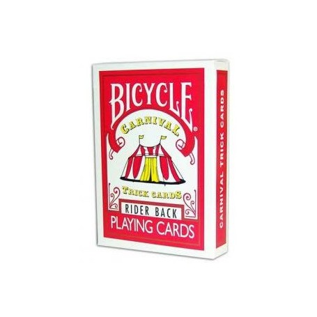 Bicycle Carnival Trick Cards