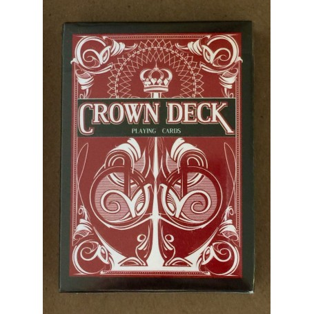The Crown Deck, red (1st Edition)