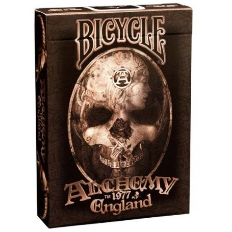 Bicycle Alchemy England Deck