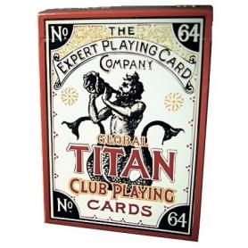 Expert Playing Cards Global Titan