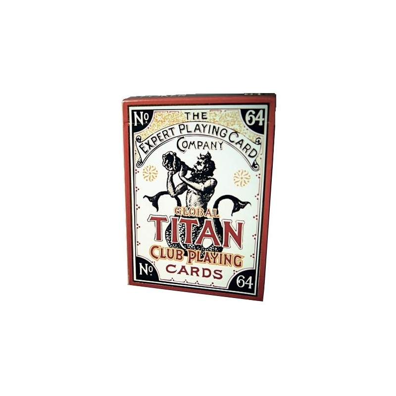 Expert Playing Cards Global Titan