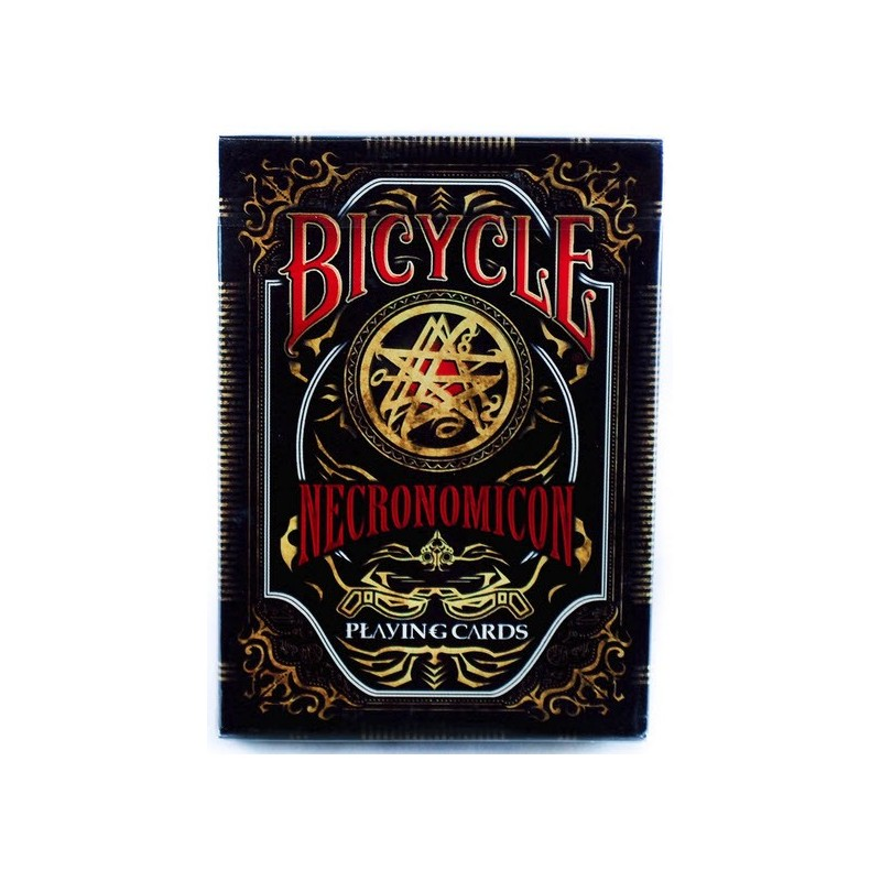Bicycle Necronomicon