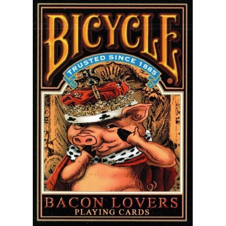 Bicycle  Bacon Lovers