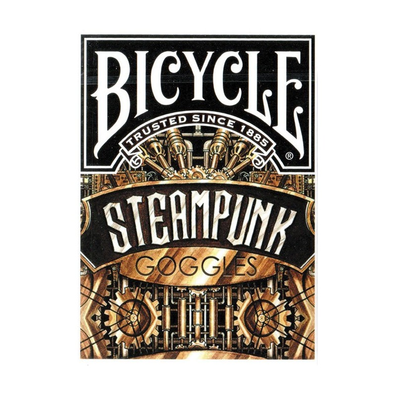 Bicycle Steampunk Goggles